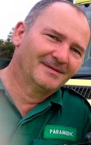 Phil Culimore. Paramedic