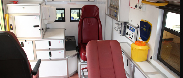 AMBULANCE-INTERIOR